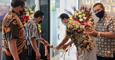 Dukung Tugas Awak Media, DJP Resmikan Media Center