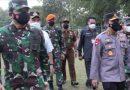Kunjungi Blora,  Kapolri dan Panglima TNI Ingatkan Forkopimda Waspadai Lonjakan Covid