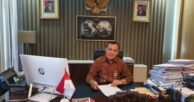 Peringati HAN 2021, Ketua KPK RI Ajak Masyarakat Bentengi Penerus Bangsa dengan Nilai Antikorupsi