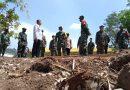 Tim Pusterad TNI AD Tinjau TMMD 12 di Kota Cilegon yang Buat Jalan Tembus Daerah Terpencil
