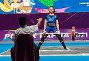 Dua Lifter Putri Angkat Berat Lampung Kembali Raih Medali di Arena PON XX