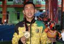Karateka Lampung Ari Saputra Tambah Medali Emas di PON XX Papua