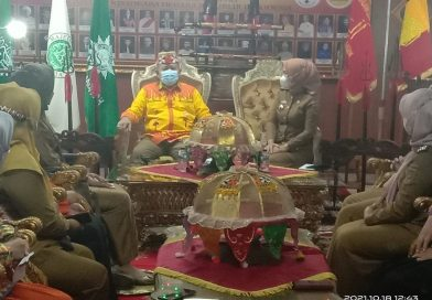 Kadis Parekraf Provinsi Lampung Berkunjung Ke Rumah Budaya Lamban Gedung Kuning