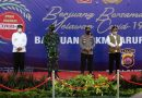 "Kapolri -Panglima TNI Kunjungi Banten ""Tegakkan Disiplin Prokes dan Percepat Vaksinasi"""