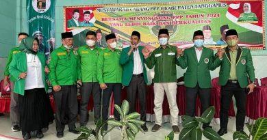 Muscap VI DPC PPP Kabupaten Tanggamus tahun 2021