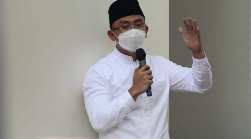 Peringati Maulid Nabi Muhammad SAW, Wagub Banten Minta Masyarakat Tetap Jaga Prokes